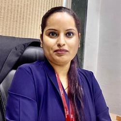 Miss. Rakhi Sharma